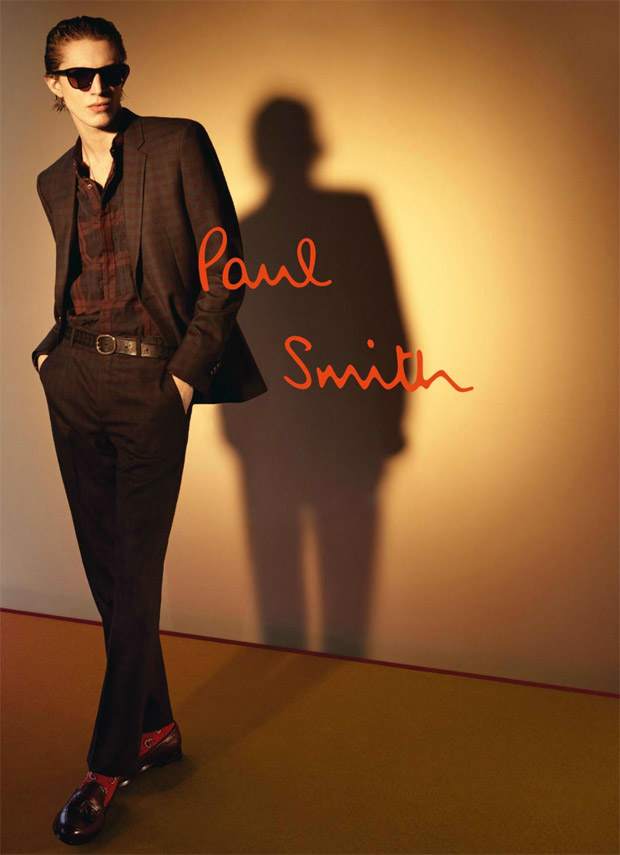 Paul Smith Fall Winter 2016 17 Campaign Starring Xavier