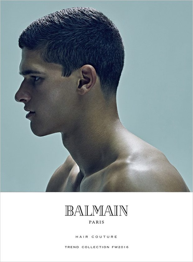Christopher Hinchey Amp Trevor Signorino For Balmain Hair