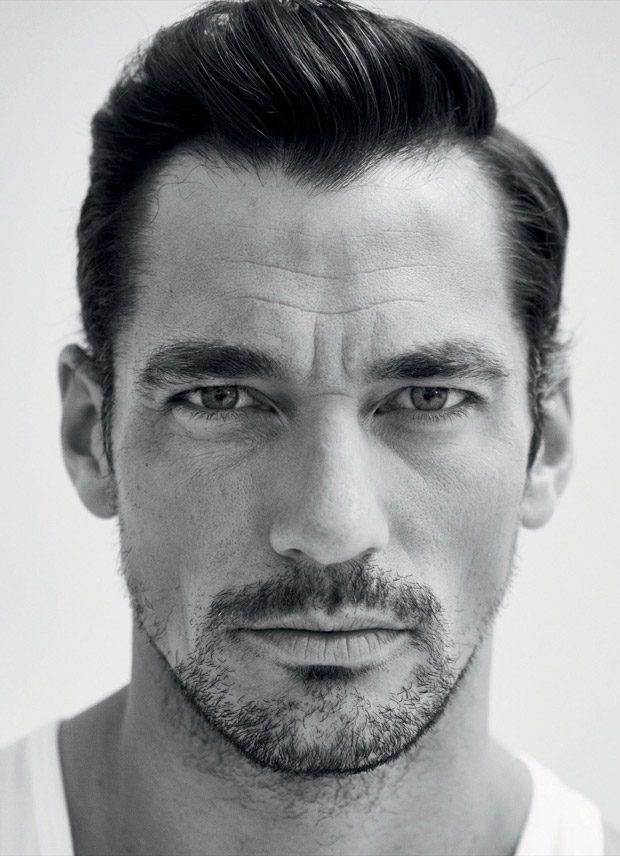 Supermodel David Gandy Stars in GQ Turkey Fall 2016 Cover ...