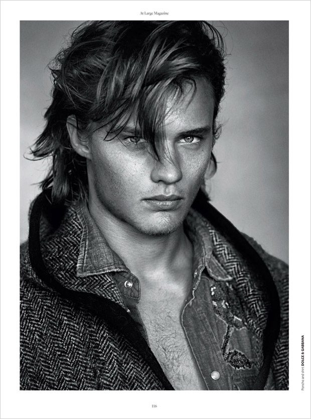 Bill Cole Ford >> Chad White, Trevor Signorino & More Offset Fashion for At Large Magazine