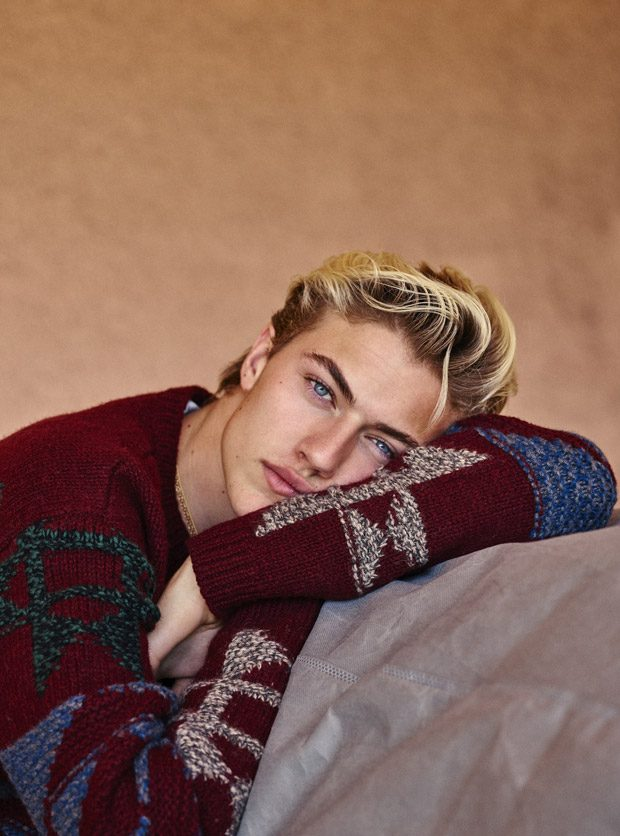 Lucky Blue Smith