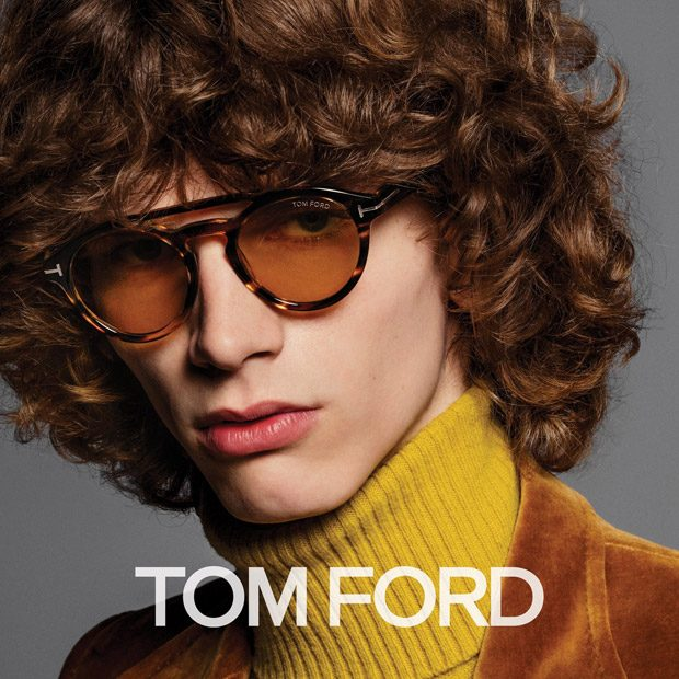 ed2cdb80392 Tom Ford Fall Winter 2016 Ads with Erik van Gils   Tre Samuels