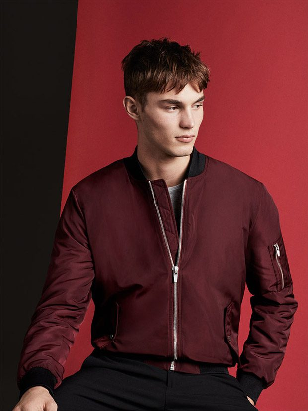 Benjamin Eidem Amp Kit Butler For Zara Man Seasonals Lookbook