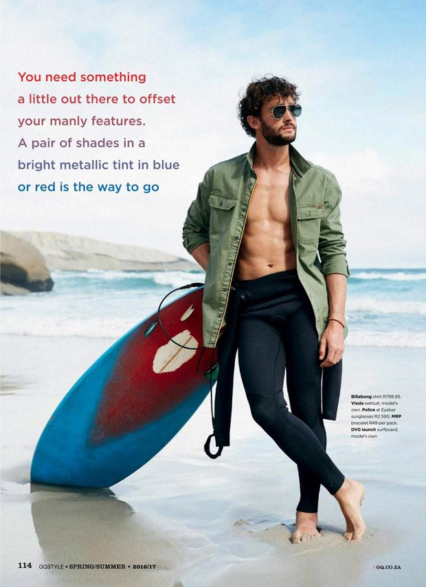 GQ Style South Africa