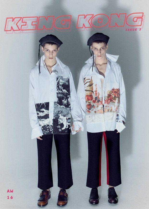 Twins Oskar & Kacper Grzelak