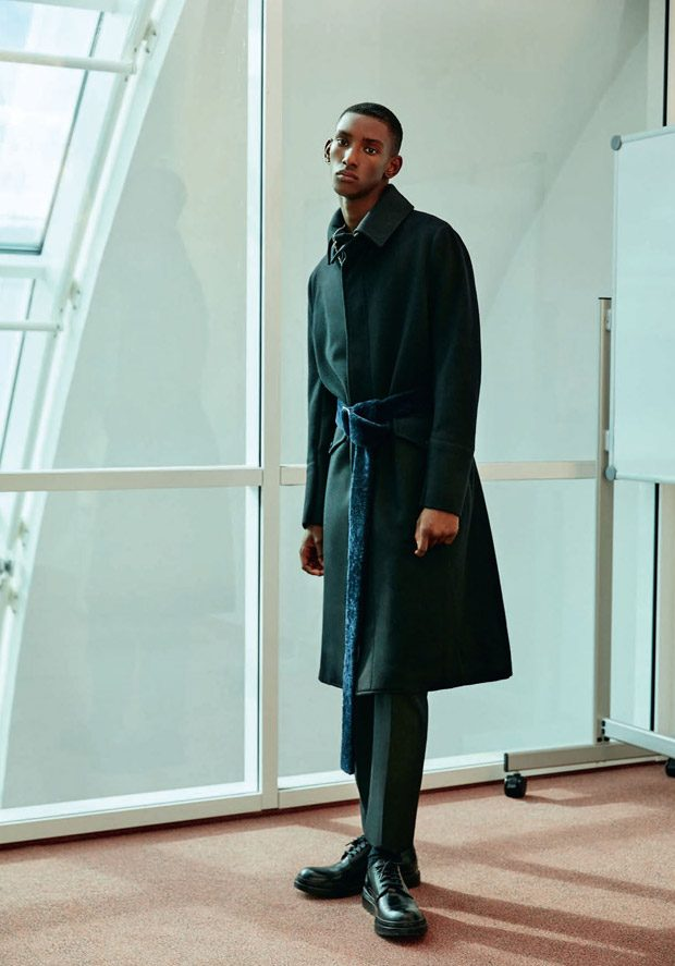 myles dominique stars in l officiel hommes germany latest issue