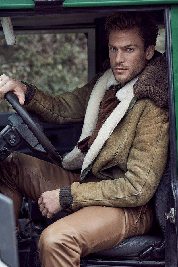 Jason Morgan In Dangerous Relations For Gq Portugal