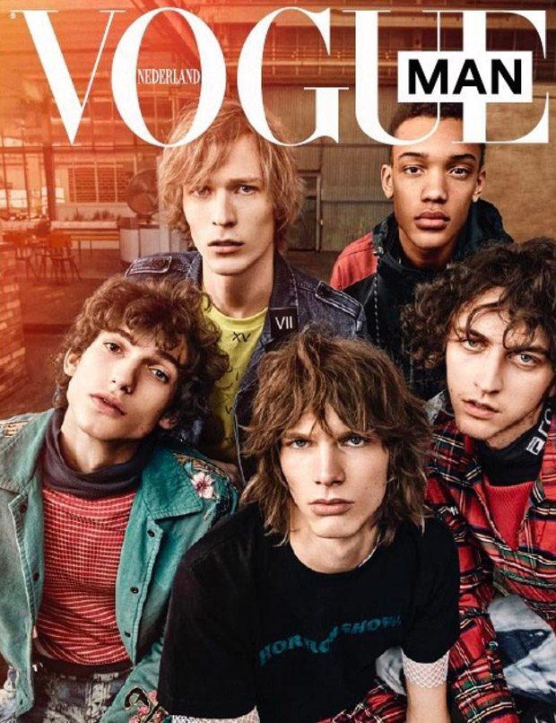 Vogue Netherlands Man