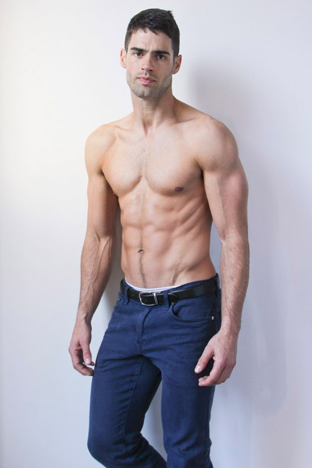 Modeling male pic 1