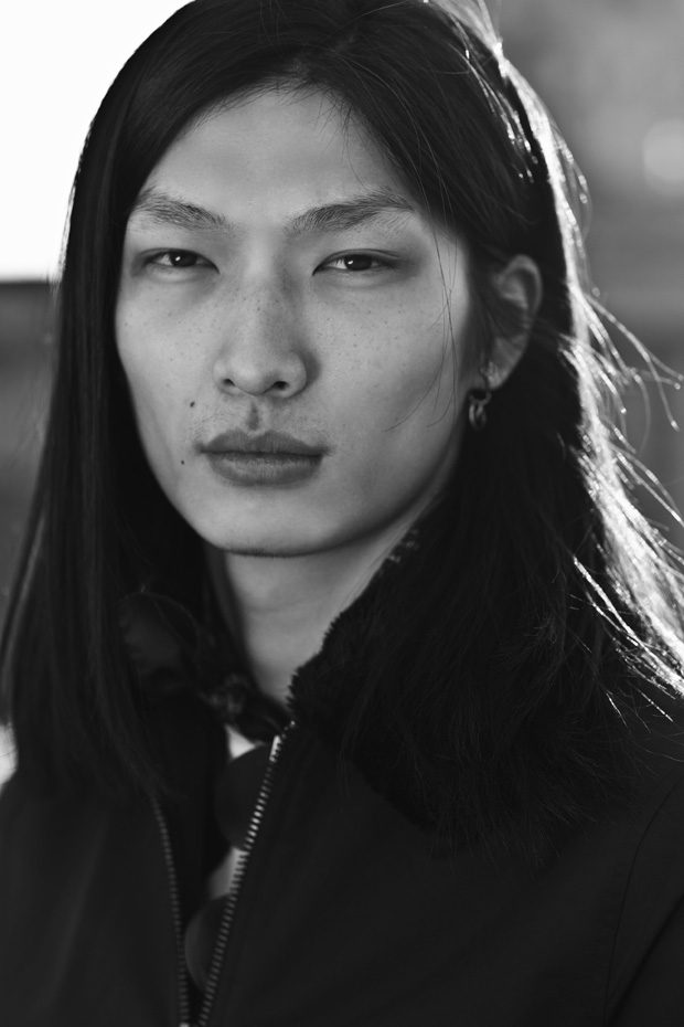 Model Talk Exclusive Interview With Zhengyang Zhang