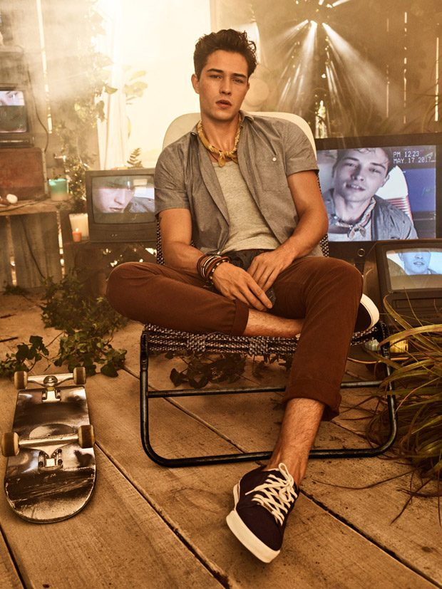 c3a2743c208 Francisco Lachowski is the Face of Colcci Spring Summer 2018
