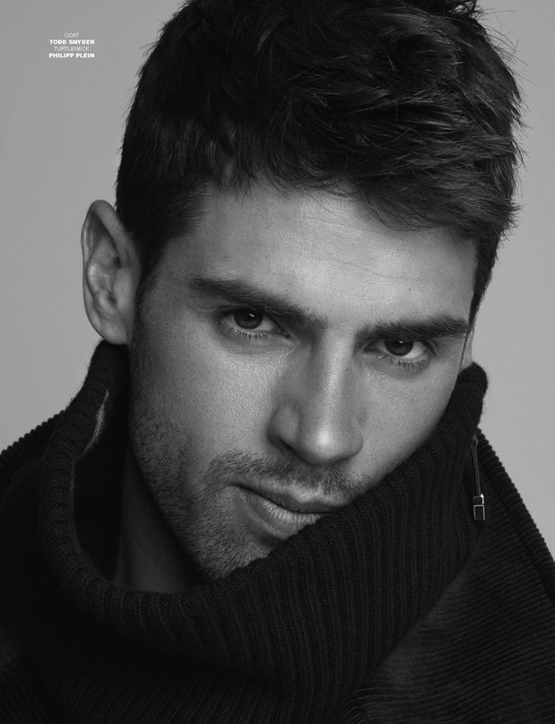 MMSCENE 018: CHAD WHITE INTERVIEW & COVER STORY