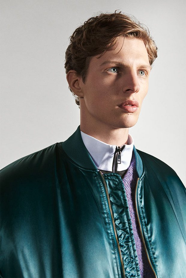 Function Amp Style Tim Schuhmacher Models Zara Fw17 18