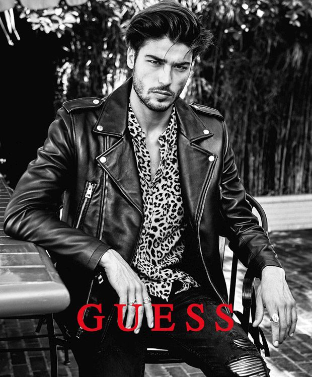 Alessandro Dellisola is the Face of Guess Holiday 2017 ...