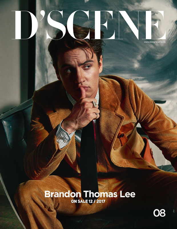 Image result for d'scene magazine brandon thomas lee