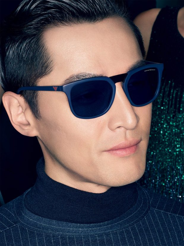 Hu Ge is the Face of Emporio Armani Fall Winter 2018.19 Collection 0e190f1271a5