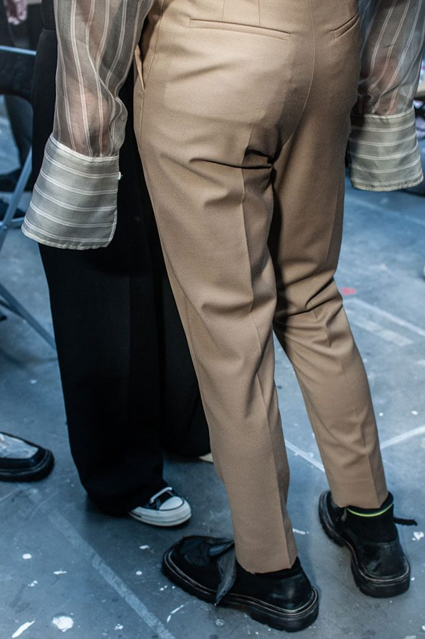 #PFW Backstage: CMMN SWDN Spring Summer 2019 Show