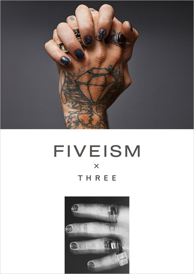 FIVEISM x THREE