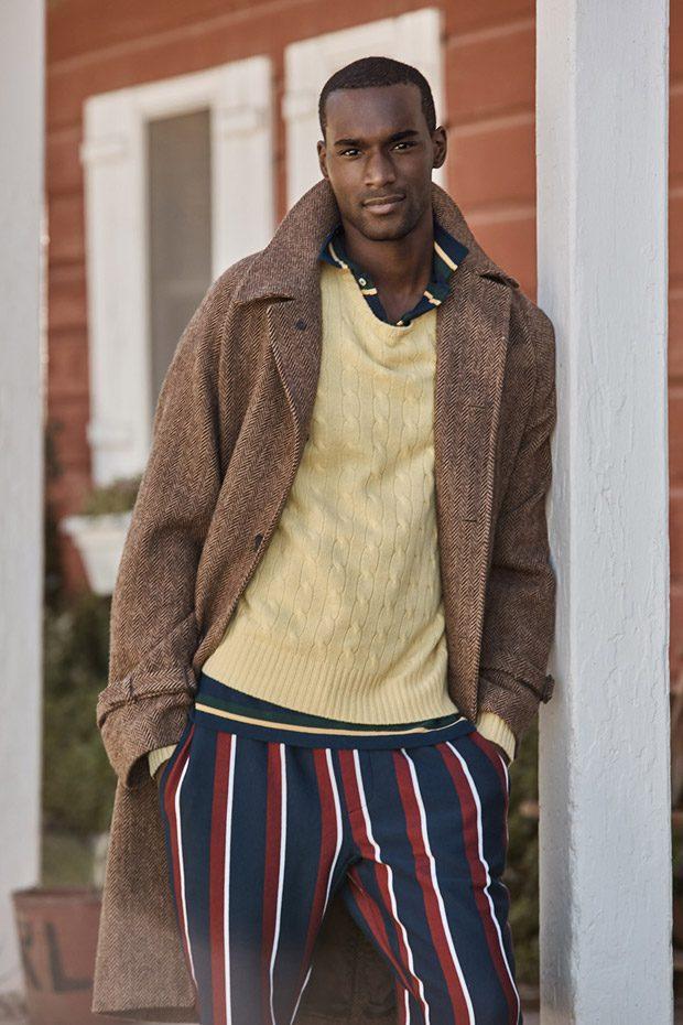 Mr Models Ralph Lauren Porter X Capsule Corey Baptiste Collection Polo hQdtsr