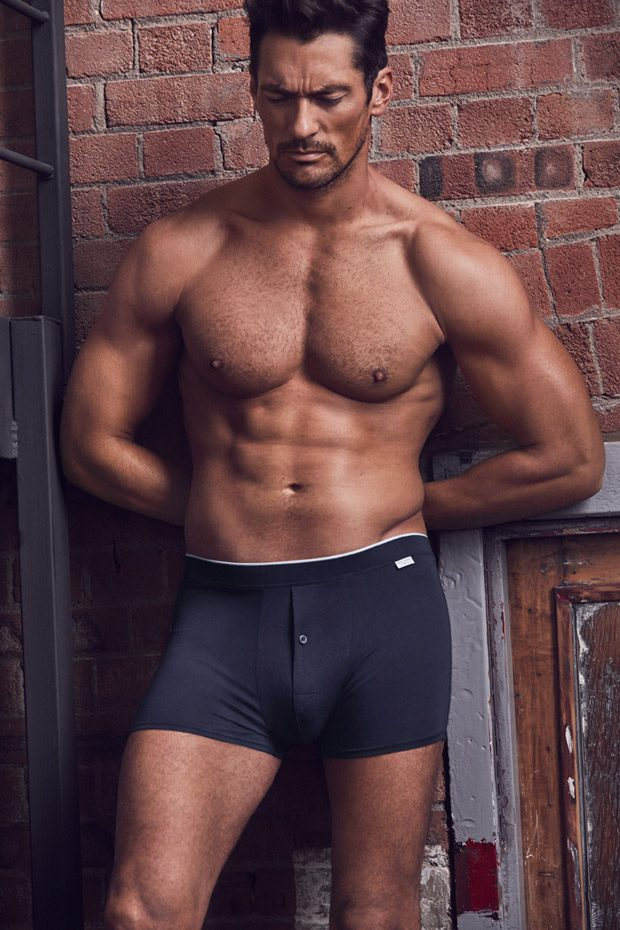 daec9dca74 David Gandy for Marks and Spencer Capsule Collection