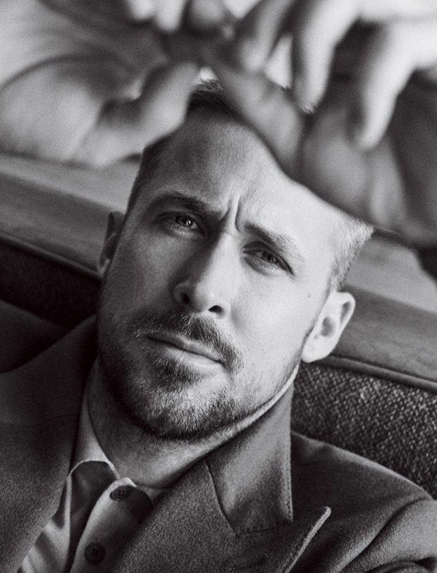 Ryan Gosling Stars in GQ Magazine November 2018 Cover Story