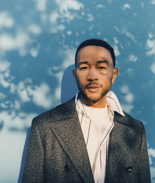 b34442f8 Entertainment Innovator: John Legend Stars in WSJ. Magazine November ...