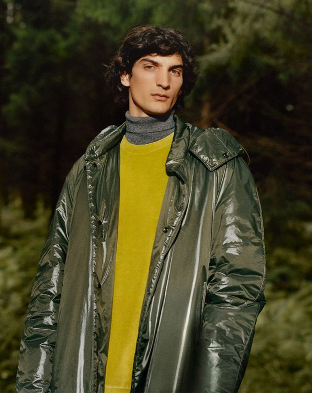 b633da99de7 Luca Lemaire is the Face of COS Winter 2018 Collection