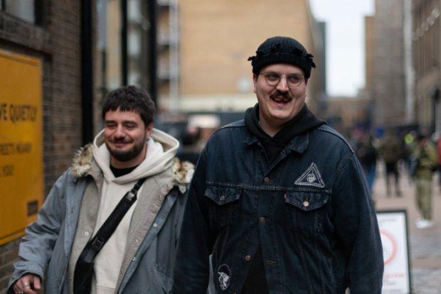 LONDON FASHION WEEK MEN'S STREET STYLE – DAY 2