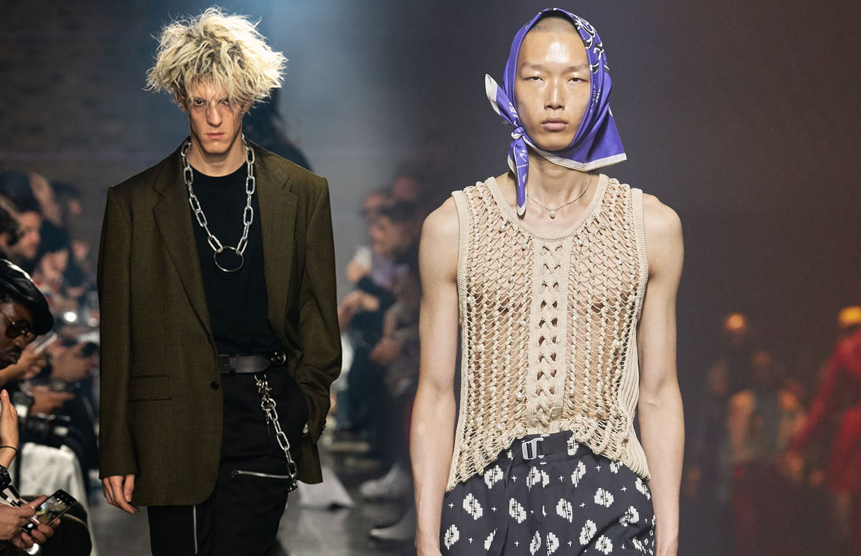 10 Menswear Trends From Spring Summer 2020 Runways