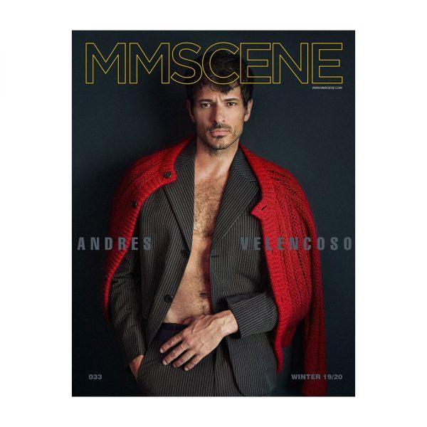 MMSCENE ISSUE 033 ANDRES VELENCOSO
