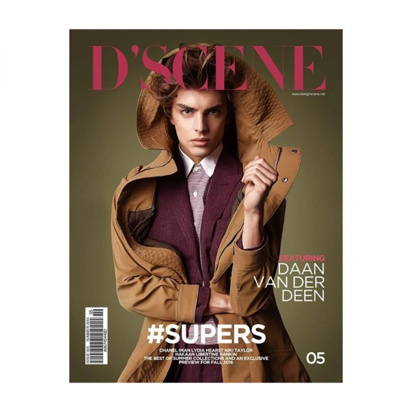 DSCENE ISSUE 05: SUPERS