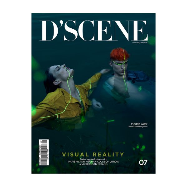 DSCENE ISSUE 07: VISUAL REALITY
