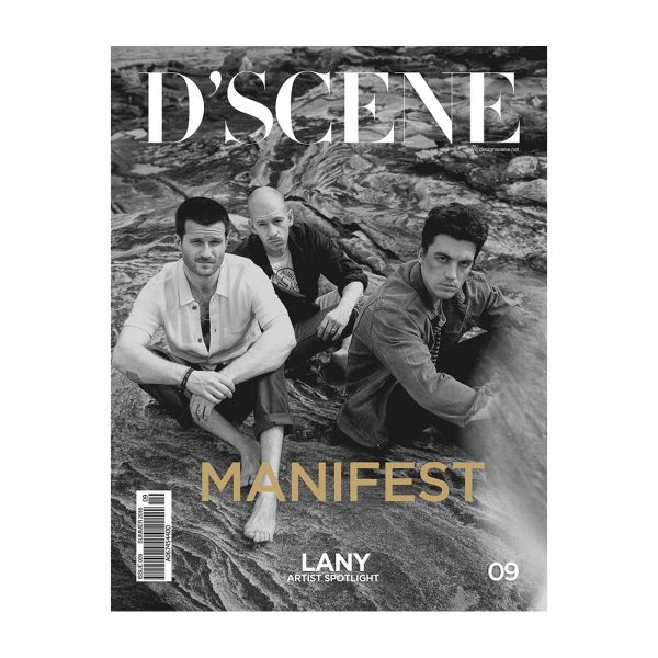 DSCENE ISSUE 09: MANIFEST