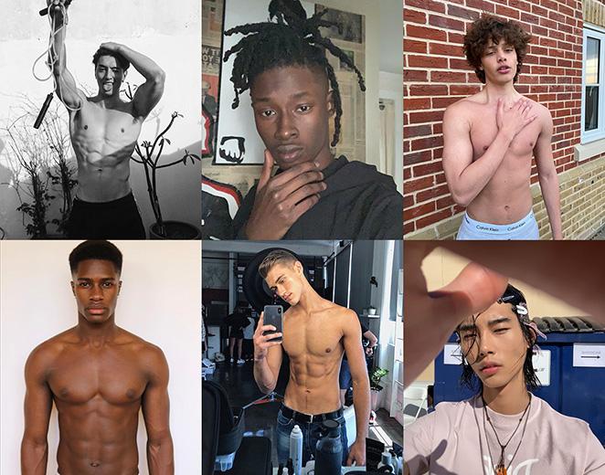 German male models hot Top 10