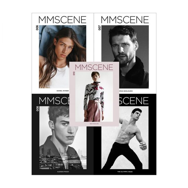 MMSCENE BUNDLE (ISSUES 6-10)
