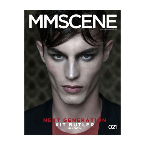 MMSCENE ISSUE 21 KIT BUTLER