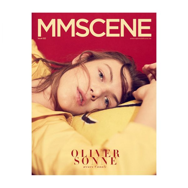 MMSCENE ISSUE 23 OLIVER SONNE