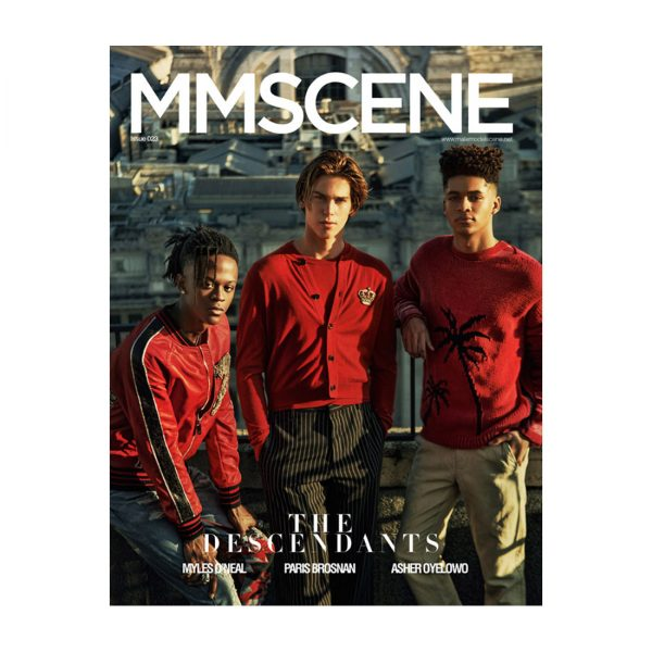 MMSCENE ISSUE 23 THE DESCENDANTS