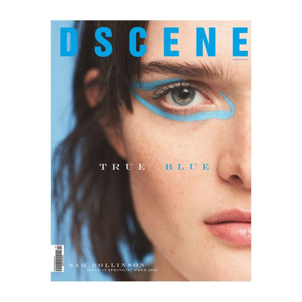 DSCENE ISSUE 013: SAM ROLLINSON